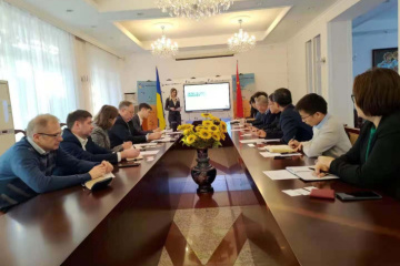 Agrarian Club established at Embassy of Ukraine in China