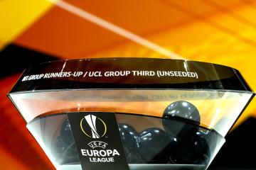 UEFA Europa League: 1/16-Finale Auslosung: Dynamo und Shakhtar erfahren ihre Gegner