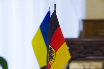 Ukraine, Germany discuss economic cooperation