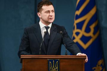 Zełenski został nazwany przez Ukraińców Politykiem Roku
