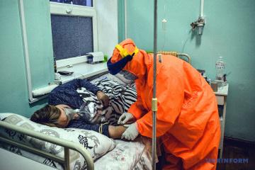 L'Ukraine a dépassé le million de cas de nouveau coronavirus