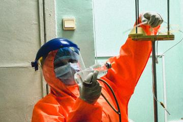 Ukraine reports 5,038 new COVID-19 cases