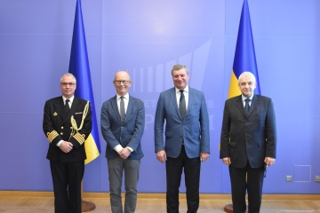 Denmark ready to cooperate with Ukraine in shipbuilding sector – ambassador
