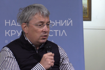 Tkachenko to sign program of cultural cooperation with Italy