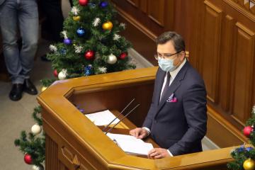 ウクライナは、2021年、アフリカ諸国と積極的に活動していく=クレーバ外相