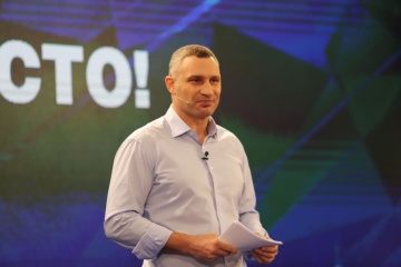 Kyiv purchased more than 500 buses, trolleybuses and trams over past several years - Klitschko