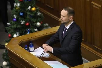 Shkarlet nombrado ministro de Educación de Ucrania