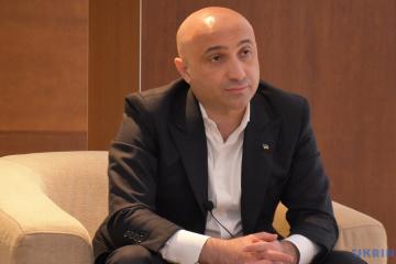 Ukraine's deputy prosecutor general Mamedov resigns