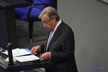 António Guterres est reconduit pour un 2e mandat de Secrétaire général