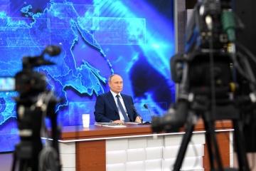 Putin postrzega Ukrainę jako część imperium - amerykańska politolog