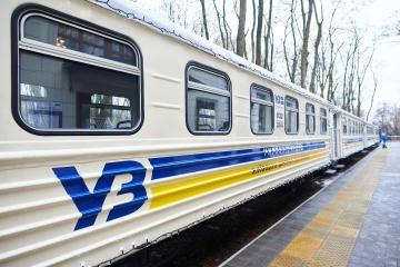 УЗ перевірятиме наявність COVID-сертифіката або ПЛР-тесту в пасажирів