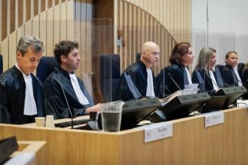 MH17裁判、内容審理は来年6月に開始