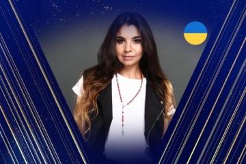 La cantante ucraniana ganadora del Turkvisión