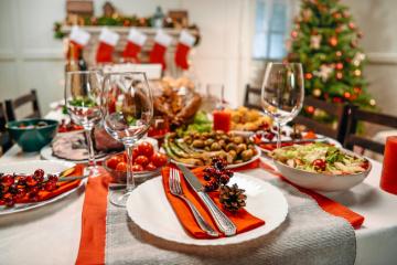 Ponad 80% Ukraińców planuje świętować Nowy Rok w domu