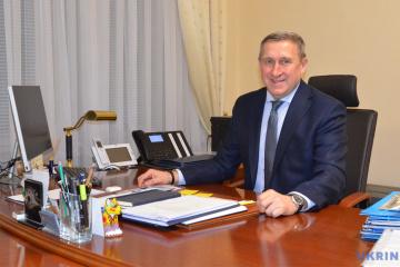 Andrij Deszczyca, Ambasador Ukrainy w Polsce