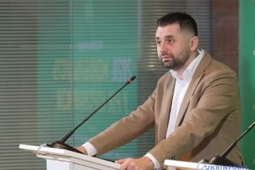 Arakhamiya: Ukraine grateful to United States for security support