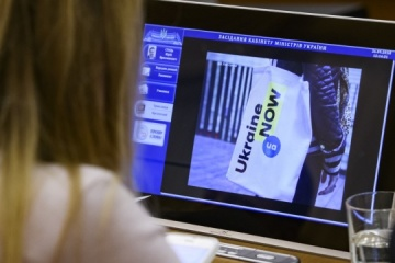 Mendel: Oficina del Presidente y Exteriores tienen proyectos conjuntos para promover la marca Ukraine NOW en el mundo