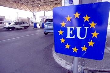 Einreisebestimmungen für Ukrainer bei Überschreitung polnischer Grenze