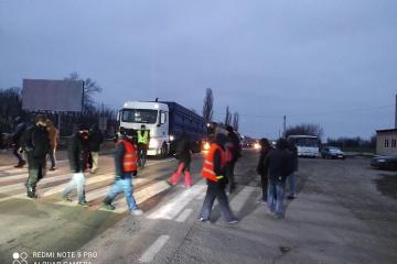Kirowohrad: Protestaktion von Bergarbeitern vorerst beendet