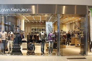 Calvin Klein se révèle être la marque de mode la plus populaire en Ukraine