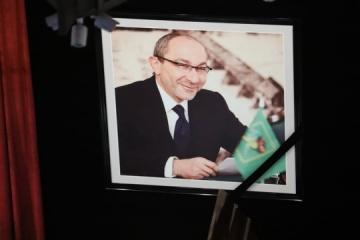 Les obsèques de Hennadiy Kernes se déroulent aujourd'hui à Kharkiv