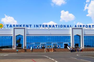 ウズベキスタン・タシケント空港、ウクライナ首都英語名表記をKievからKyivへ変更