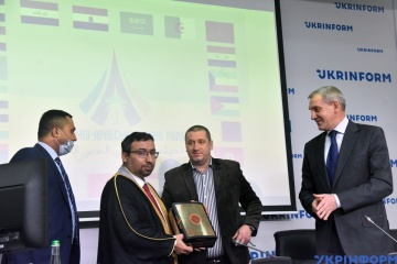 Consejo Empresarial Ucraniano-Árabe establece una cooperación con 22 países