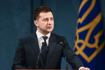 Selenskyj erwartet zum 30. Jahrestag der Unabhängigkeit der Ukraine viele ausländische Staatschefs