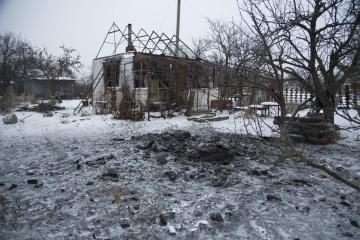 Donbass : les occupants ont violé le cessez-le-feu à quatre reprises