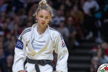 Bilodid recognized as world's best female judoka in 2019-2020