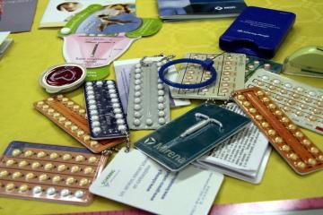 EPF : L'accès à la contraception en Ukraine reste facile
