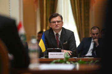 """Ukraina ostatecznie zerwała z """"rosyjskim światem"""" - Kuleba"""