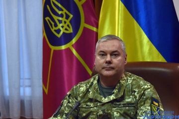Joint Forces of Ukraine's Armed Forces to hold more than 50 military drills in 2021