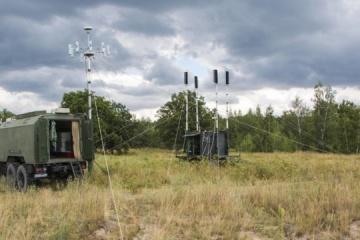 OSCE SMM spots Russian Zhitel electronic warfare system in occupied Donbas