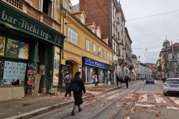 No Ukrainians among victims of Croatia earthquake – ambassador