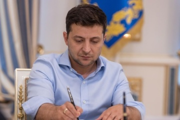 Zelensky appoints ambassador to Turkmenistan, representative to IMO