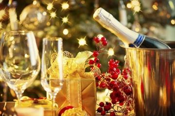 Aujourd'hui marque la Journée mondiale du Champagne