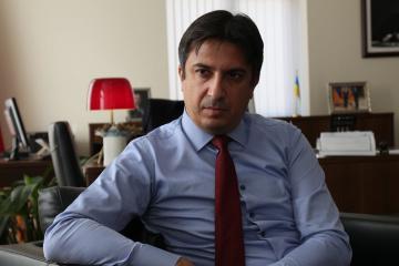 Yağmur Ahmet Güldere, embajador de Turquía en Ucrania
