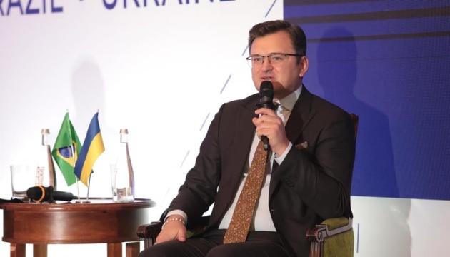 El diálogo de defensa entre Ucrania y Brasil abre nuevas oportunidades para el comercio y las exportaciones