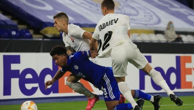 Букмекеры дали прогноз на матч «Заря» - «Лестер» в Лиге Европы УЕФА