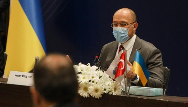 Украине для строительства автобанов интересен опыт турецких компаний - Шмыгаль
