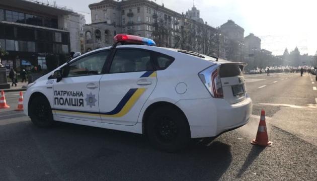Через акцію ФОПів поліція перекривала Хрещатик