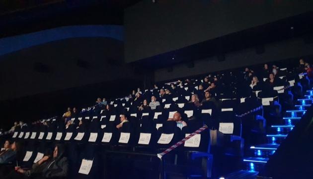 Українська кінопрем'єра в ОАЕ в часи пандемії: успіх і коронавірусні нюанси