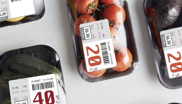 На Тайвані розробили етикетки-хамелеони, які допоможуть врятувати їжу від звалищ