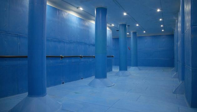 У Києві відремонтували резервуар питної води на 5000 кубів
