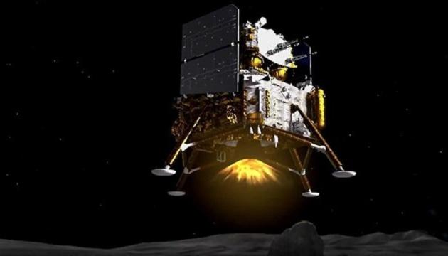 Китайський космічний апарат успішно сів на Місяць