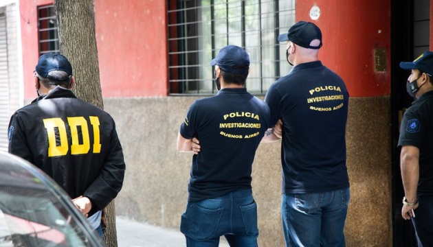Смерть Марадони: поліція провела обшук у його психіатра