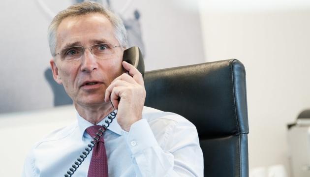 Росія не має втручатися у ситуацію в Білорусі – генсек НАТО