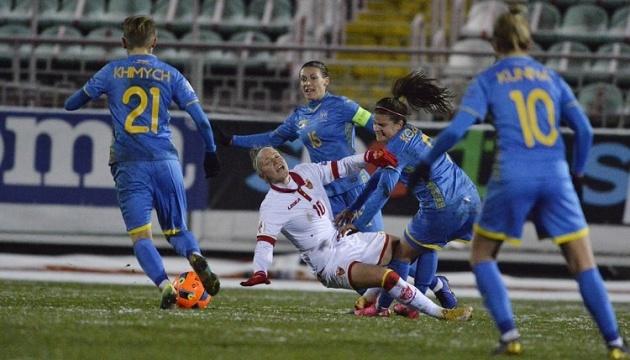 Жіноча збірна України обіграла Чорногорію у відборі Євро-2022