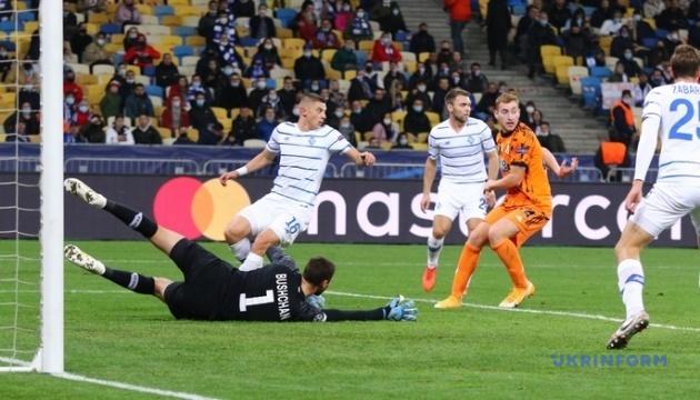 Сегодня «Динамо» встречается с «Ювентусом» в матче Лиги чемпионов УЕФА